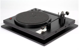 Well Tempered Amadeus turntable
